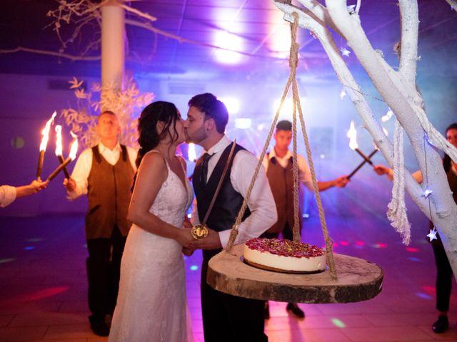 La boda de Jaime y Lorena en Sant Cugat Sesgarrigues, Barcelona 137