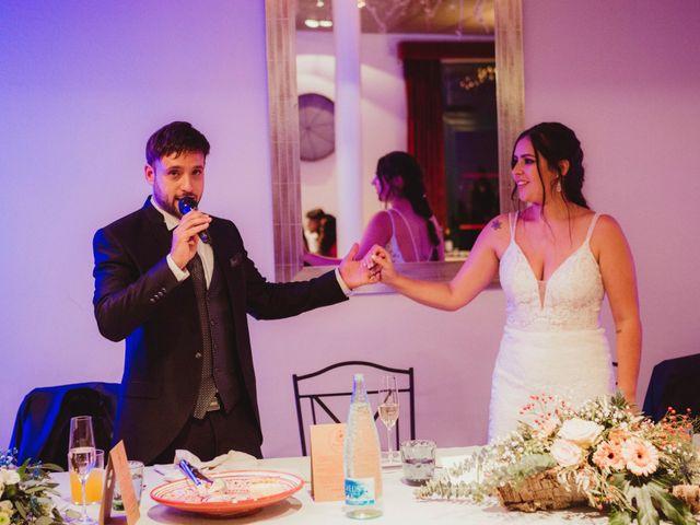 La boda de Jaime y Lorena en Sant Cugat Sesgarrigues, Barcelona 144
