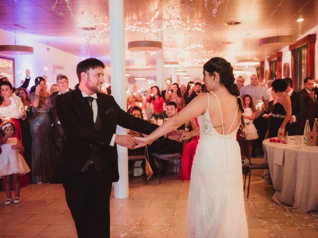 La boda de Jaime y Lorena en Sant Cugat Sesgarrigues, Barcelona 153