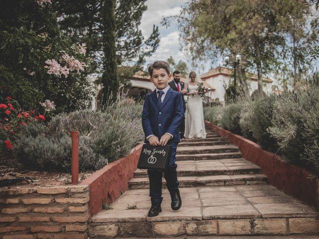 La boda de Alexis y Urszula en Alcala De Guadaira, Sevilla 78