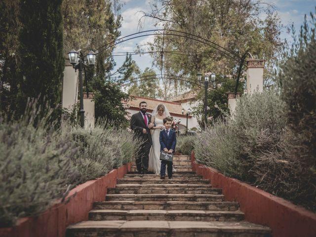 La boda de Alexis y Urszula en Alcala De Guadaira, Sevilla 79