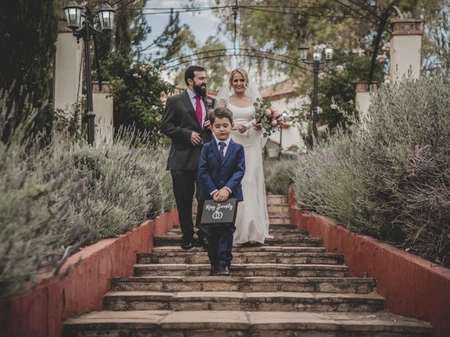 La boda de Alexis y Urszula en Alcala De Guadaira, Sevilla 80