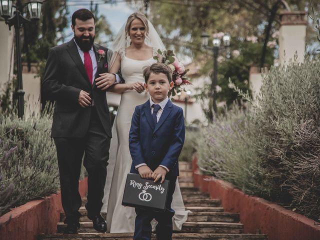 La boda de Alexis y Urszula en Alcala De Guadaira, Sevilla 81