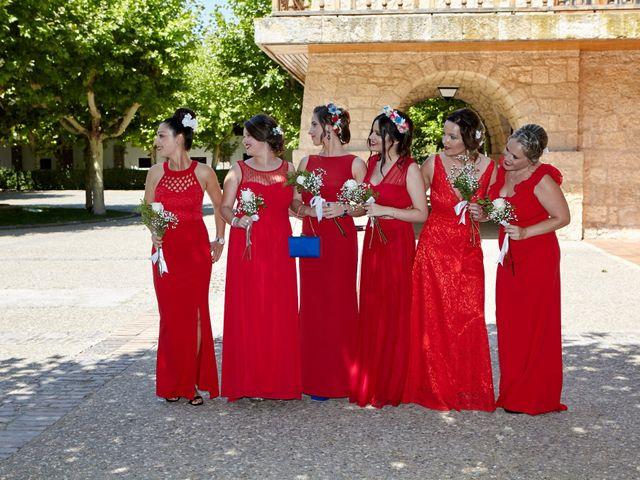 La boda de Luís y Rebeca en Zaragoza, Zaragoza 19