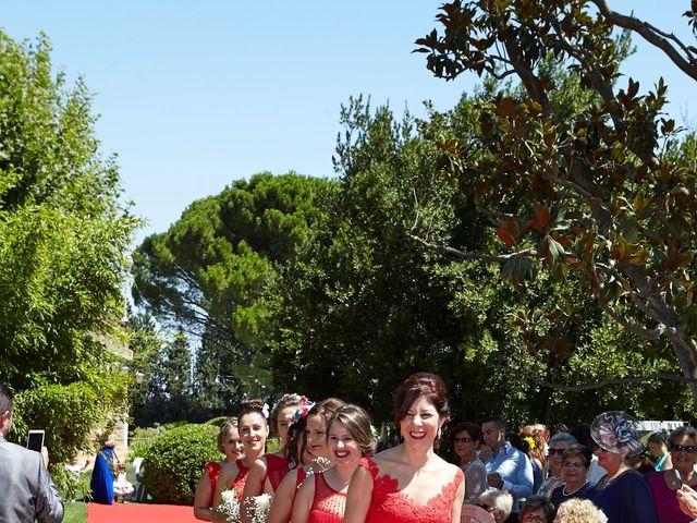 La boda de Luís y Rebeca en Zaragoza, Zaragoza 20