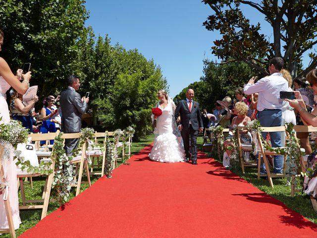 La boda de Luís y Rebeca en Zaragoza, Zaragoza 21