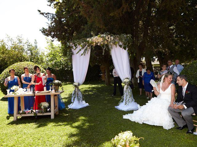 La boda de Luís y Rebeca en Zaragoza, Zaragoza 25