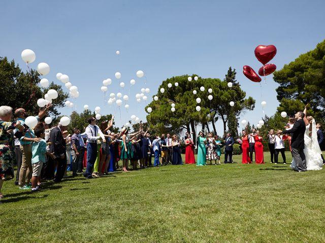 La boda de Luís y Rebeca en Zaragoza, Zaragoza 36