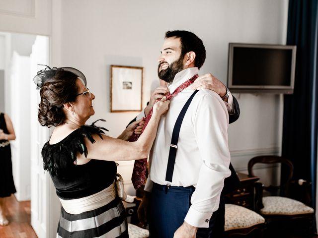La boda de Roberto y Manuela en Casas De Reina, Badajoz 8