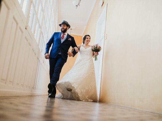La boda de Roberto y Manuela en Casas De Reina, Badajoz 52