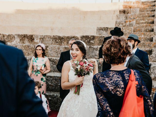 La boda de Roberto y Manuela en Casas De Reina, Badajoz 80