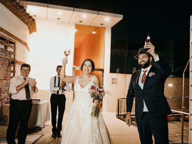 La boda de Roberto y Manuela en Casas De Reina, Badajoz 91
