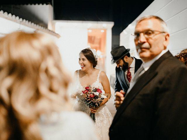 La boda de Roberto y Manuela en Casas De Reina, Badajoz 92