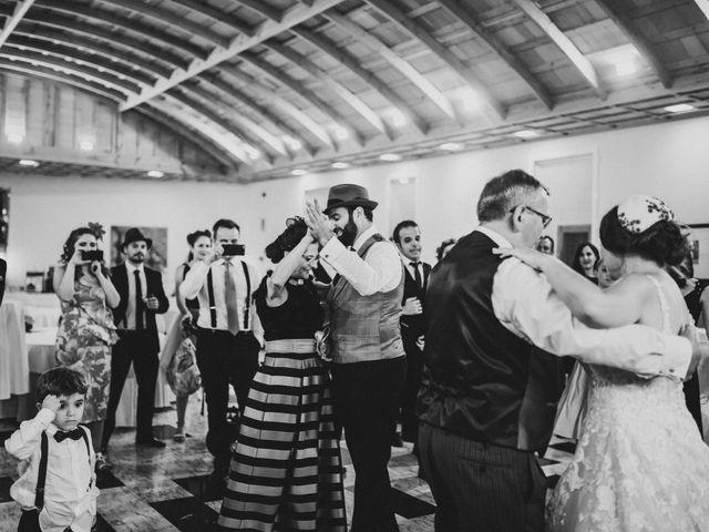 La boda de Roberto y Manuela en Casas De Reina, Badajoz 122