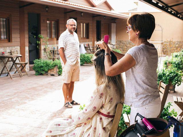 La boda de Leni y Marcos en Villacañas, Toledo 2