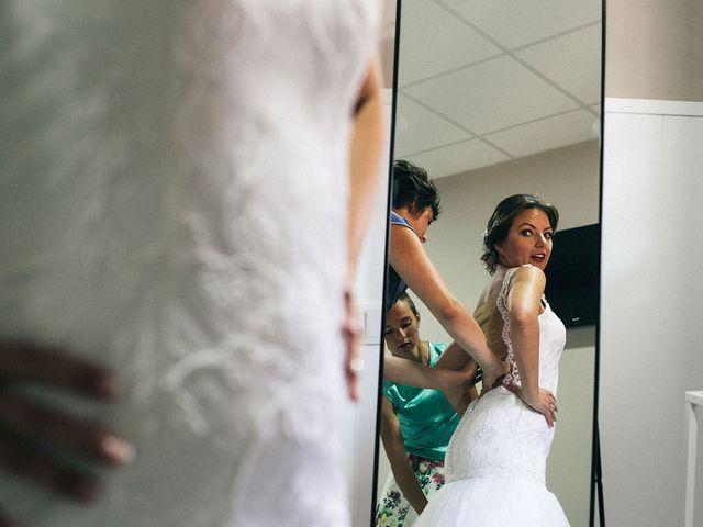 La boda de Leni y Marcos en Villacañas, Toledo 23