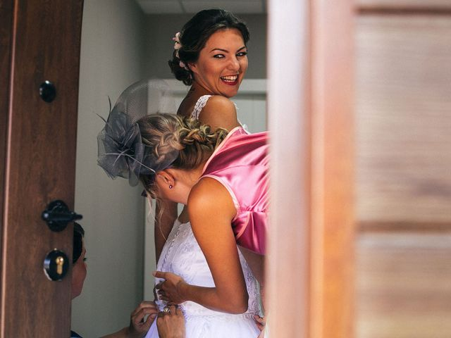 La boda de Leni y Marcos en Villacañas, Toledo 25