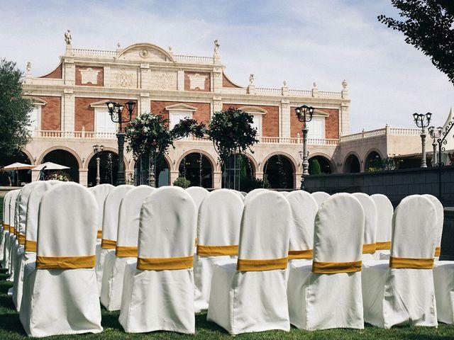 La boda de Leni y Marcos en Villacañas, Toledo 30