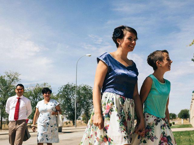 La boda de Leni y Marcos en Villacañas, Toledo 33