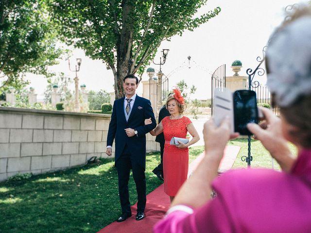 La boda de Leni y Marcos en Villacañas, Toledo 35
