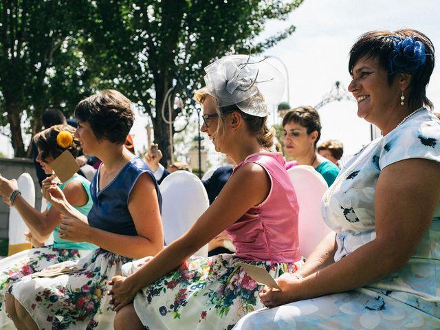 La boda de Leni y Marcos en Villacañas, Toledo 40