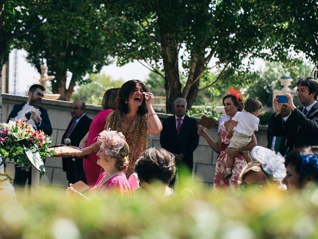 La boda de Leni y Marcos en Villacañas, Toledo 43