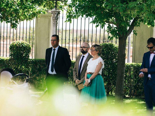 La boda de Leni y Marcos en Villacañas, Toledo 45