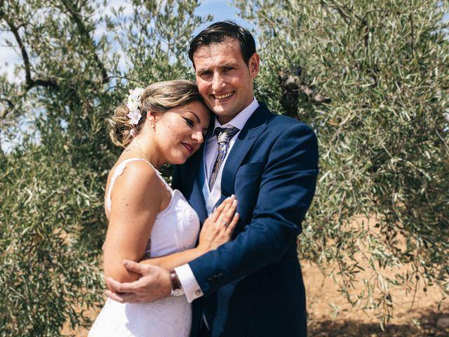 La boda de Leni y Marcos en Villacañas, Toledo 71