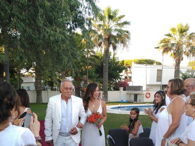 La boda de Pedro  y Meli  en Castelldefels, Barcelona 3