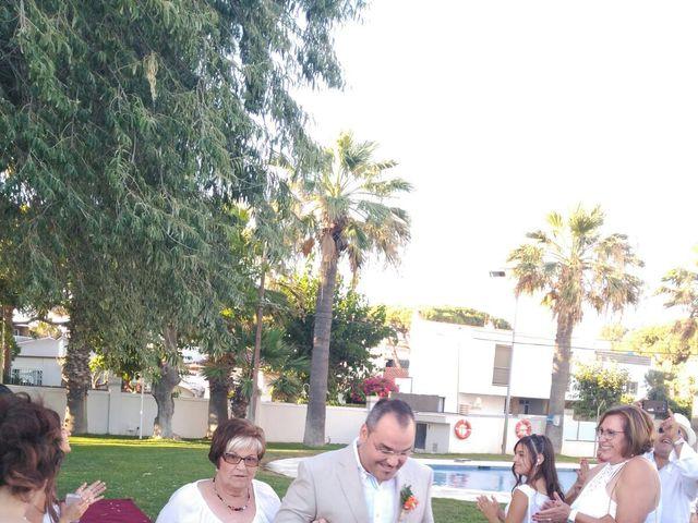 La boda de Pedro  y Meli  en Castelldefels, Barcelona 4