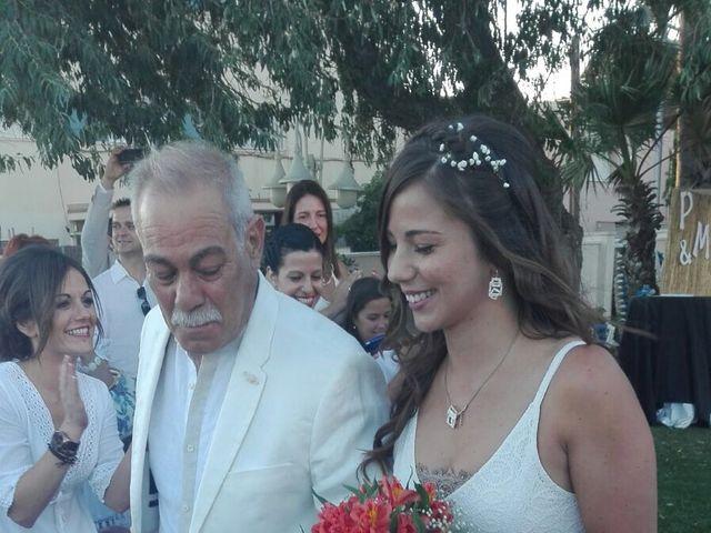 La boda de Pedro  y Meli  en Castelldefels, Barcelona 5