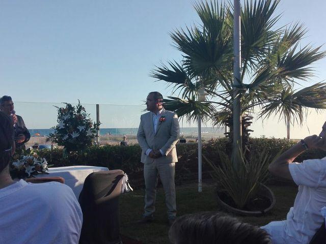 La boda de Pedro  y Meli  en Castelldefels, Barcelona 2