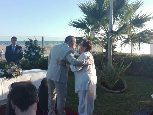 La boda de Pedro  y Meli  en Castelldefels, Barcelona 8
