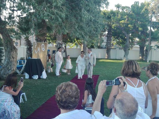 La boda de Pedro  y Meli  en Castelldefels, Barcelona 9