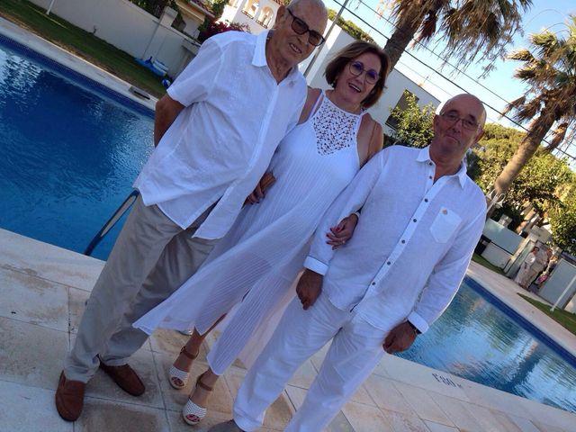 La boda de Pedro  y Meli  en Castelldefels, Barcelona 10