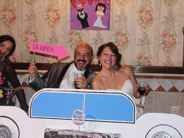 La boda de Rafa y Rosa