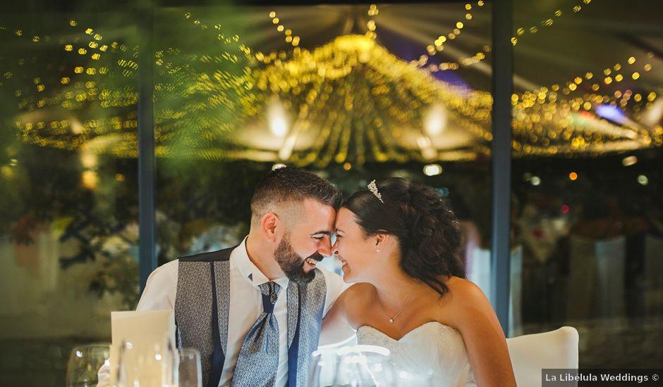 La boda de Felipe y Carol en Sallent, Barcelona