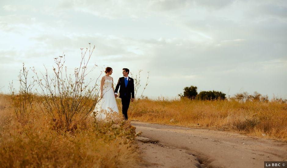 La boda de Jorge y Gemma en Navalcarnero, Madrid
