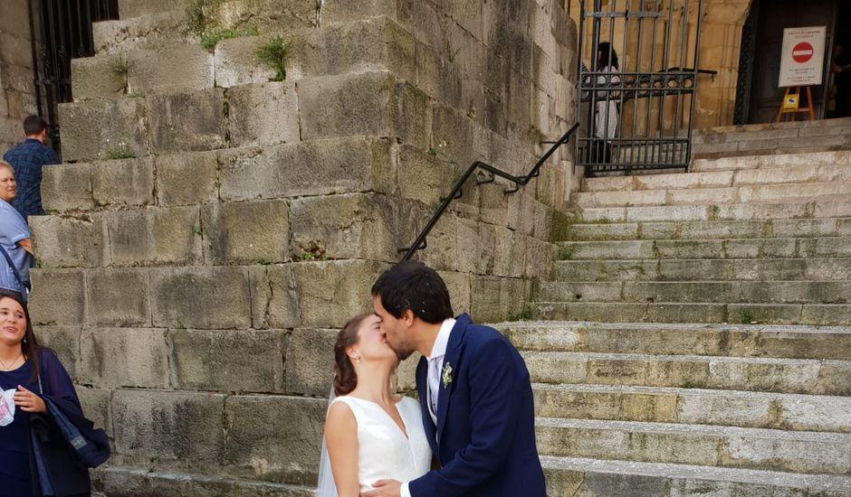 La boda de Alberto y Maria en Santander, Cantabria
