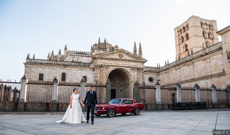 La boda de Raúl y Ines en Coreses, Zamora