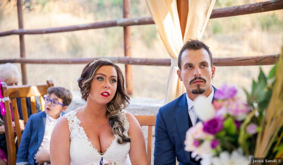 La boda de Fernándo y Patricia en Zarzuela Del Monte, Segovia