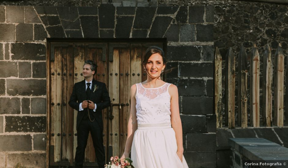 La boda de Álvaro y Jessica en Candelaria, Santa Cruz de Tenerife