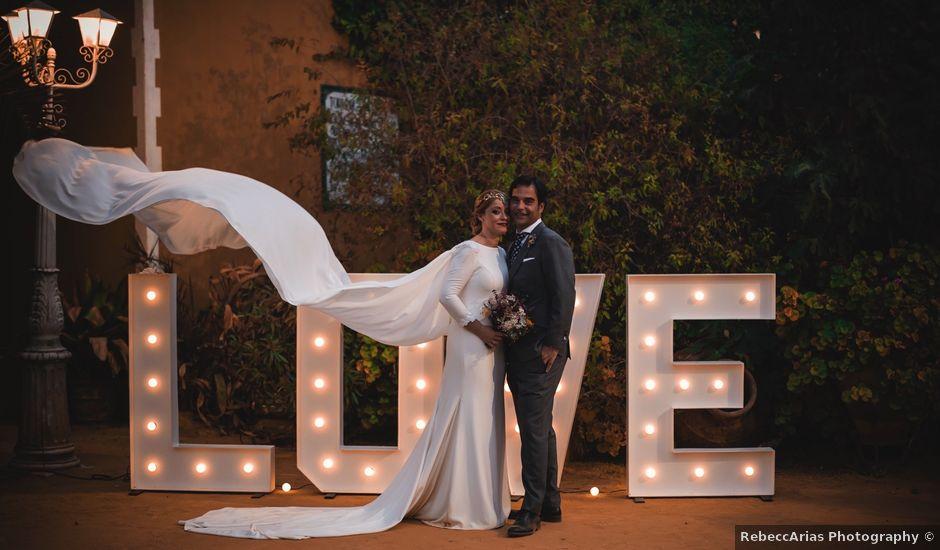 La boda de Ruben y Patricia en Santiponce, Sevilla