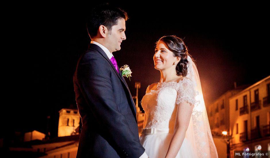 La boda de Eduardo y Claire en Segovia, Segovia