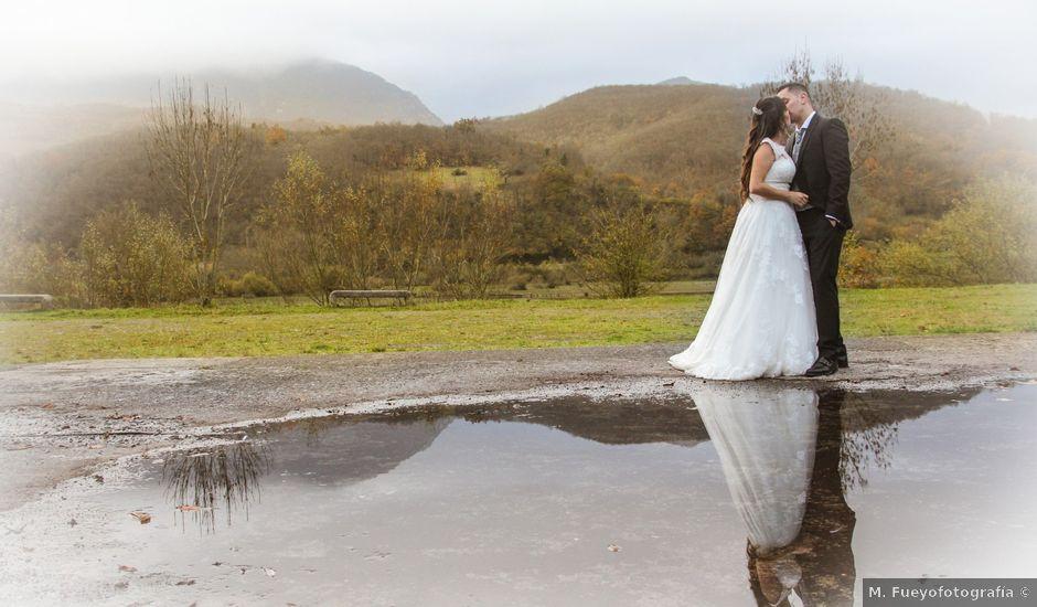 La boda de Héctor y Jeni en La Felguera (Langreo), Asturias