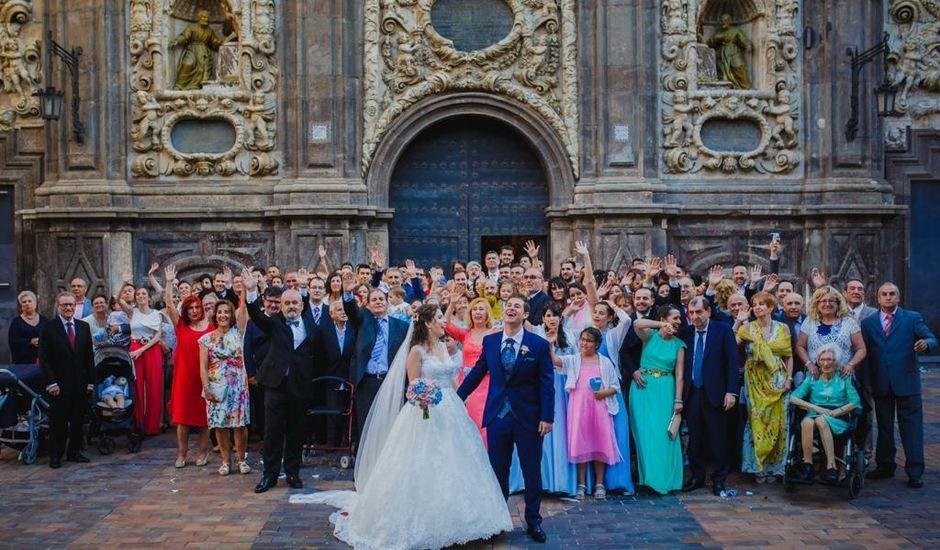 La boda de José Luis  y Sandra  en Zaragoza, Zaragoza