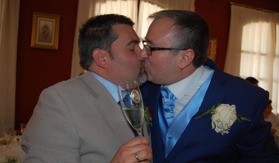 La boda de Jose y Manuel en El Garrobo, Sevilla