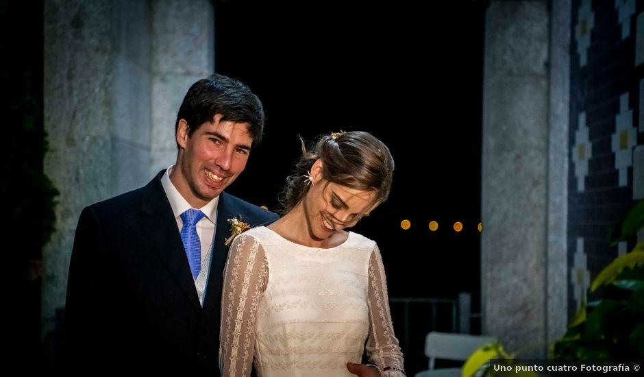 La boda de Guille y Triana en Vilanova De Arousa, Pontevedra