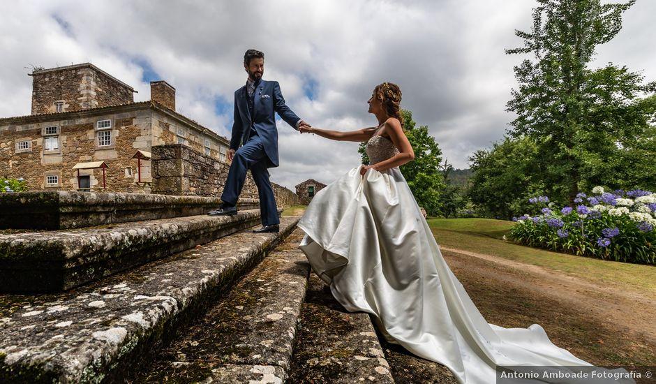 La boda de Gonzalo y Ascen en Carballo, A Coruña