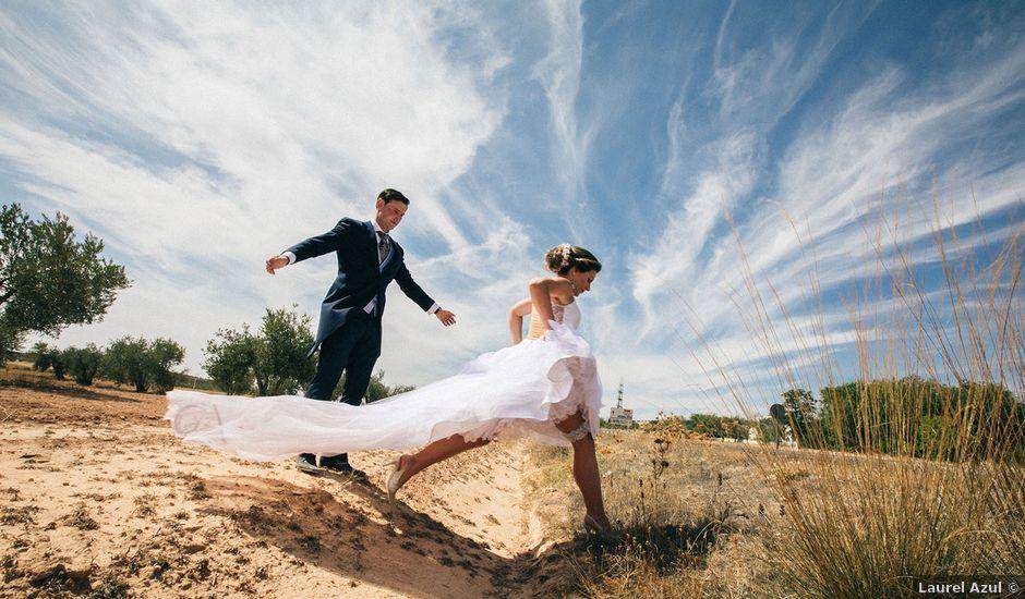 La boda de Leni y Marcos en Villacañas, Toledo